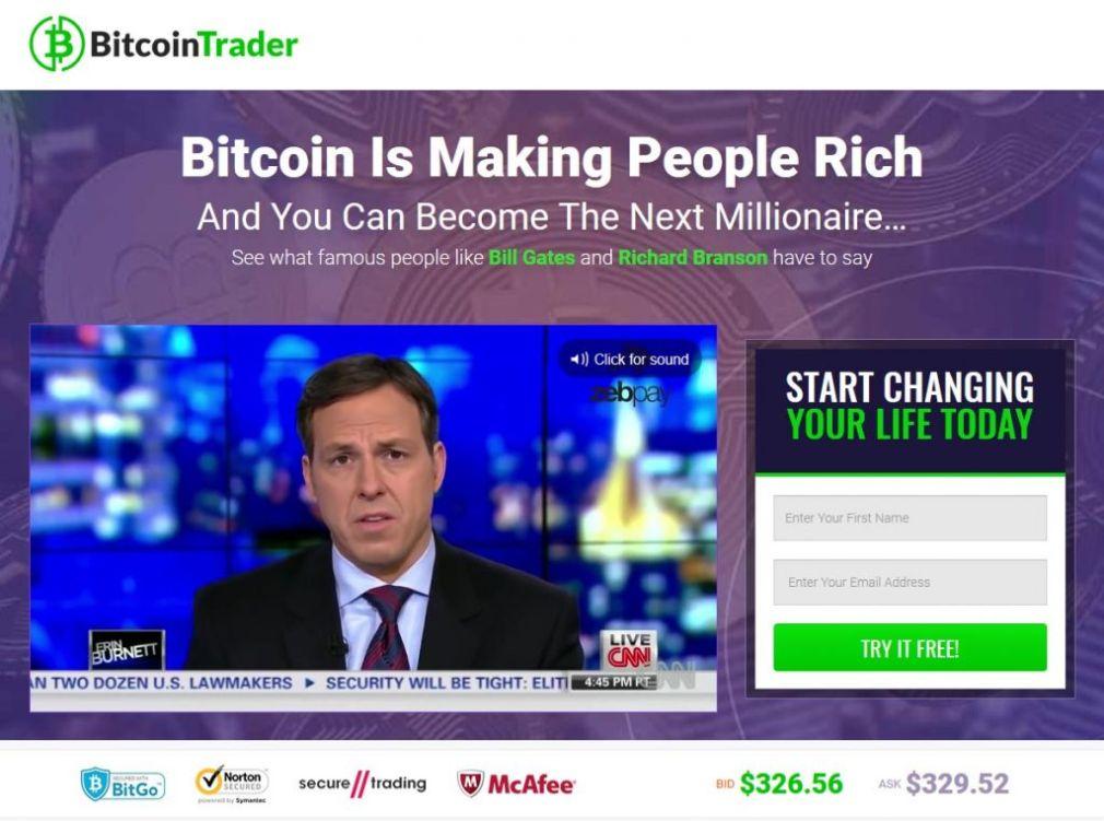Prekybos Sistema Bitkoinais