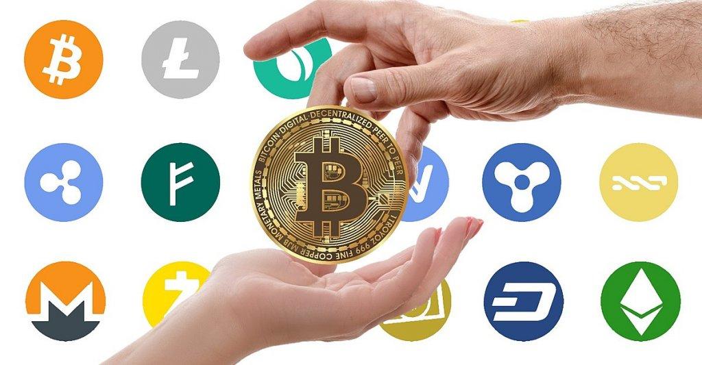 prekyba bitkoinais ir kita valiuta